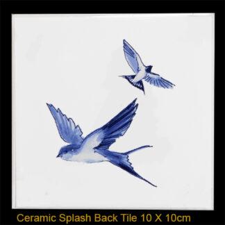 Swallows Splashback Tiles Julian Williams