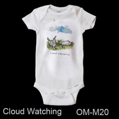 Cloud Watching Onesie Anita Jeram