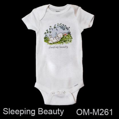 Sleeping Beauty Onesie - Anita Jeram