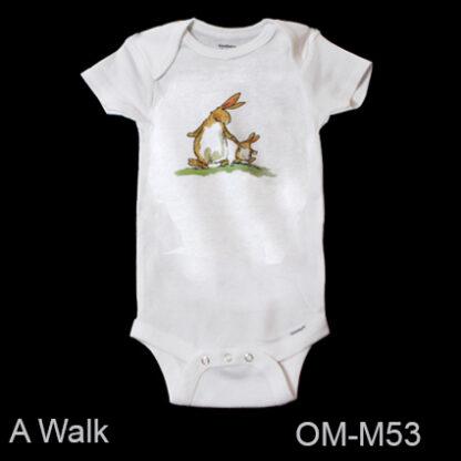 Baby suit by Anita Jeram