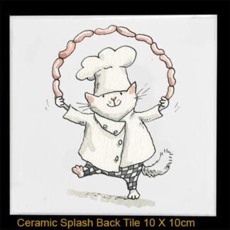 splashback by Anita Jeram