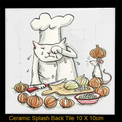 Onions splashback Anita Jeram
