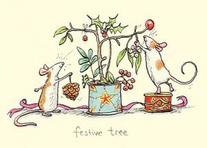 XM130 Festive Tree