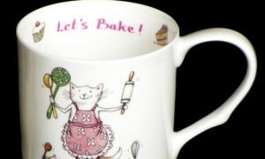 GHM230A Let's Bake Super Hamper For Cat Lovers