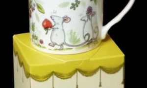 GHM Fruit Tea Hamper For Animal Lovers